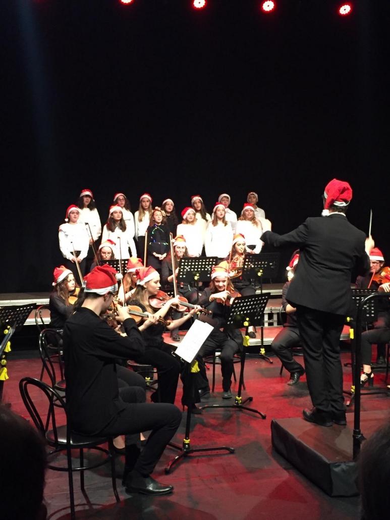 Concert de Nadal: Orquestra Lauseta i Coral Es Puig